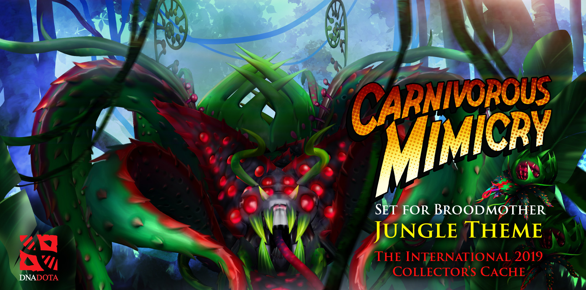 Steam Workshop :: Carnivorous Mimicry