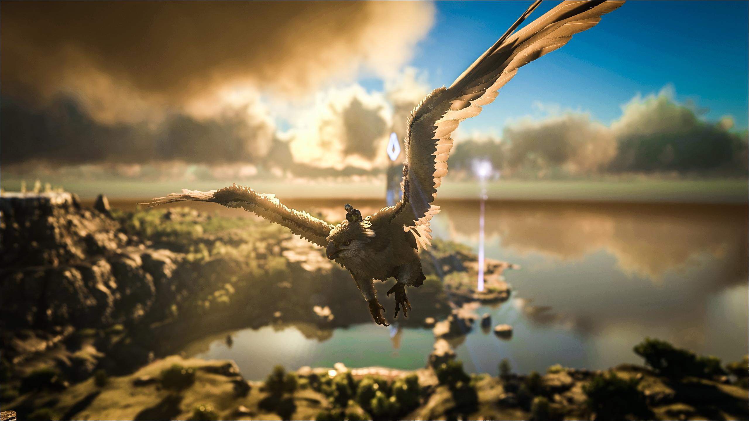 ark survival evolved ark at e3 ragnarok griffin release date