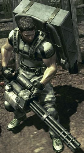 resident evil 5 chris stars outfit