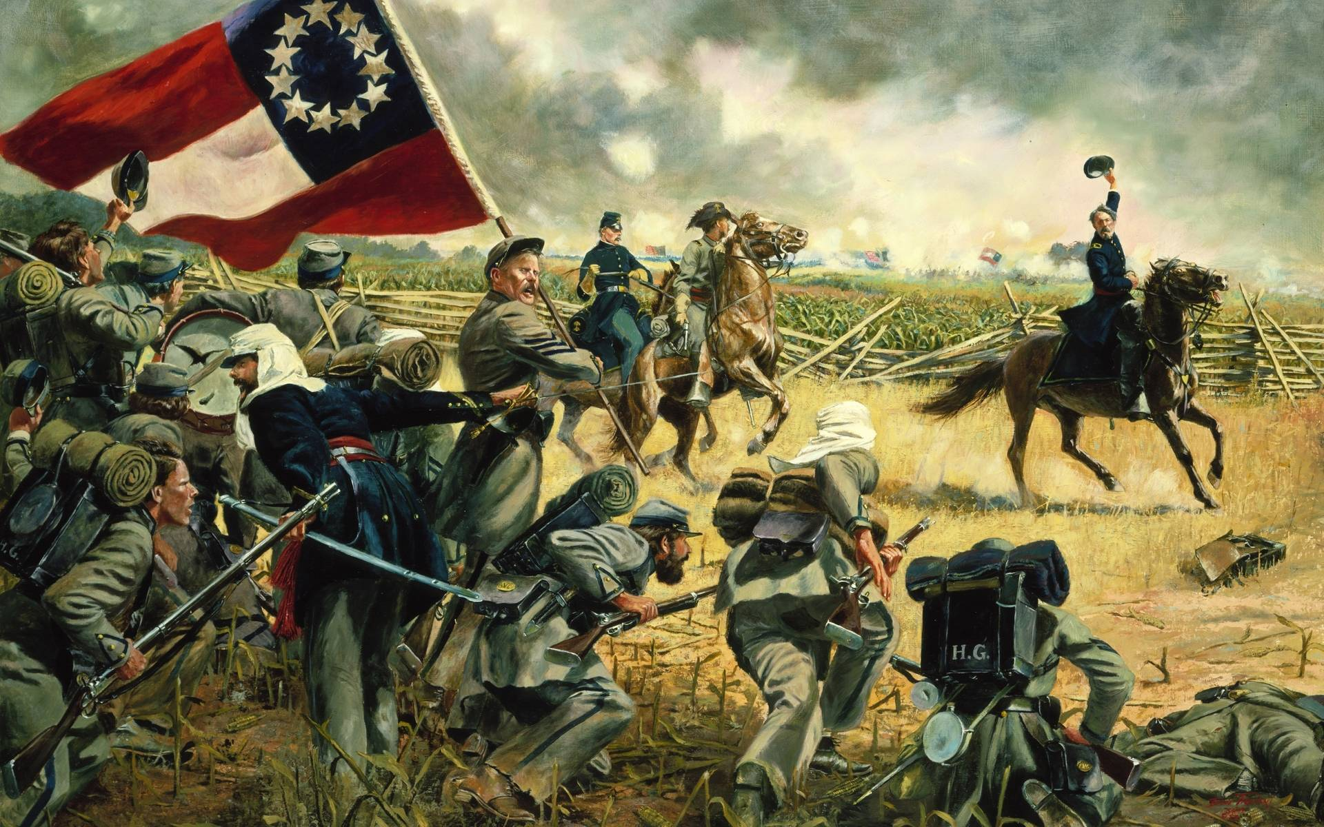 Steam Workshop :: American Civil War RP [SubNation]