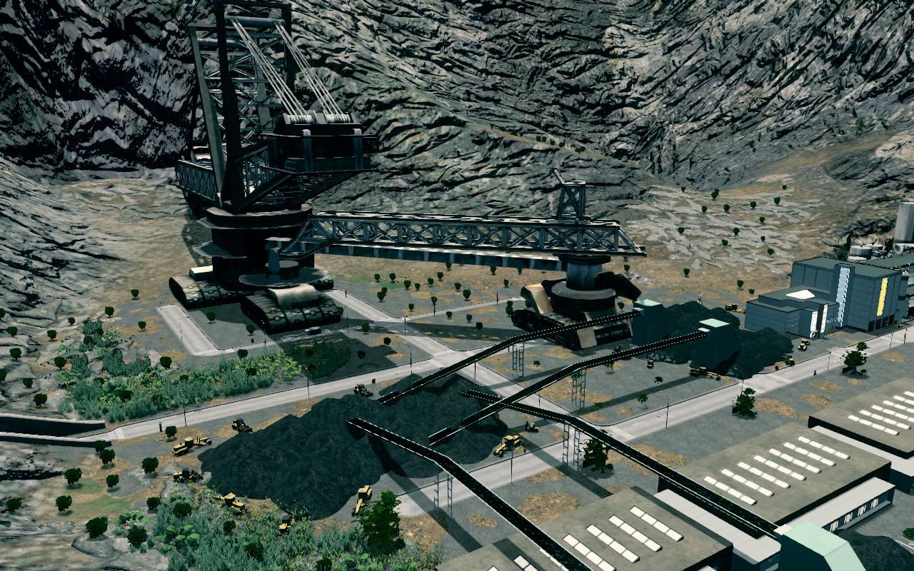 image Exploitation de minerai