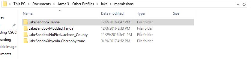 Arma 3 dedicated server files t
