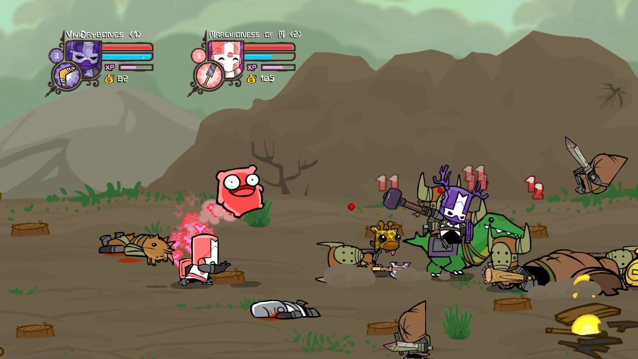 Castle Crashers on Steam Screenshot