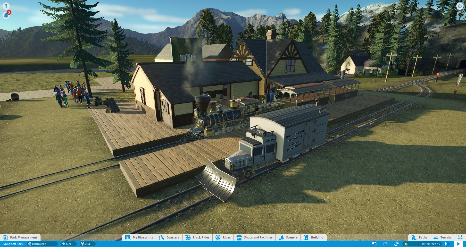 Accurate Railroad Creations with W&S | Frontier Forums