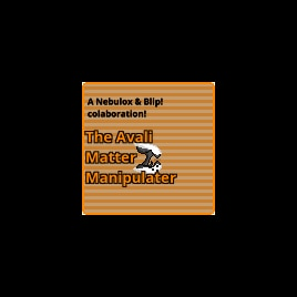 Steam Community :: The Avali Matter Manipulator :: Comments