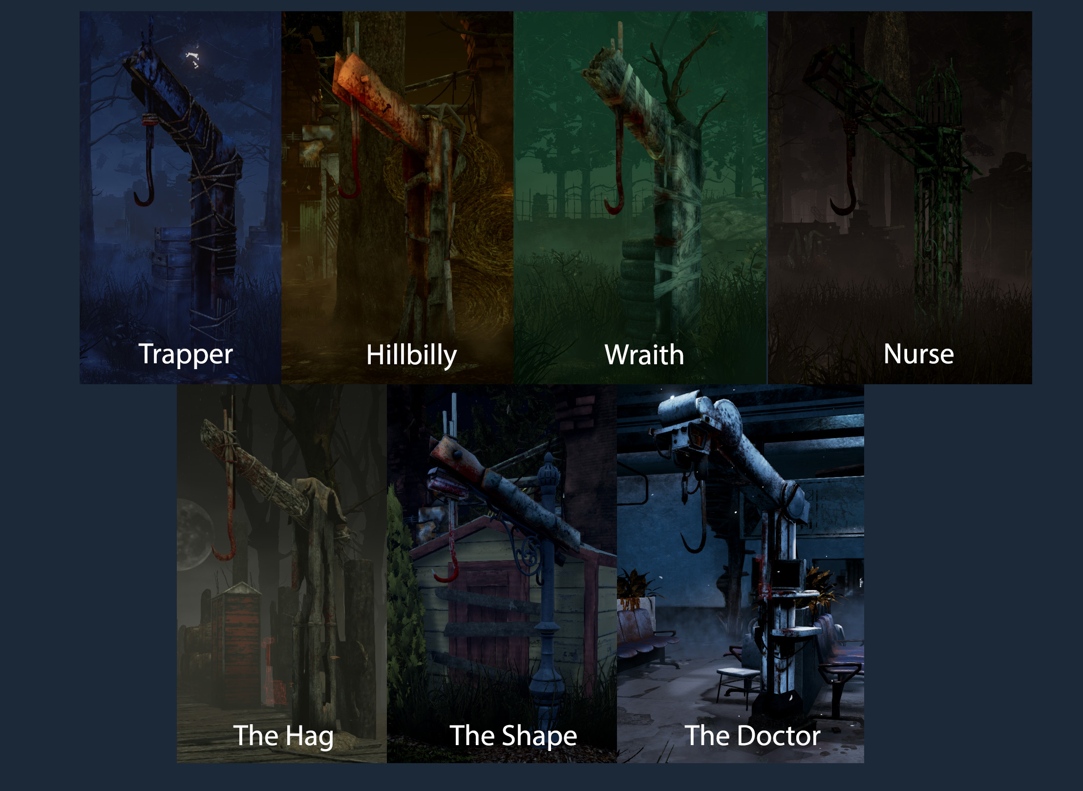 steam community guide ultimate guide to dead by daylight