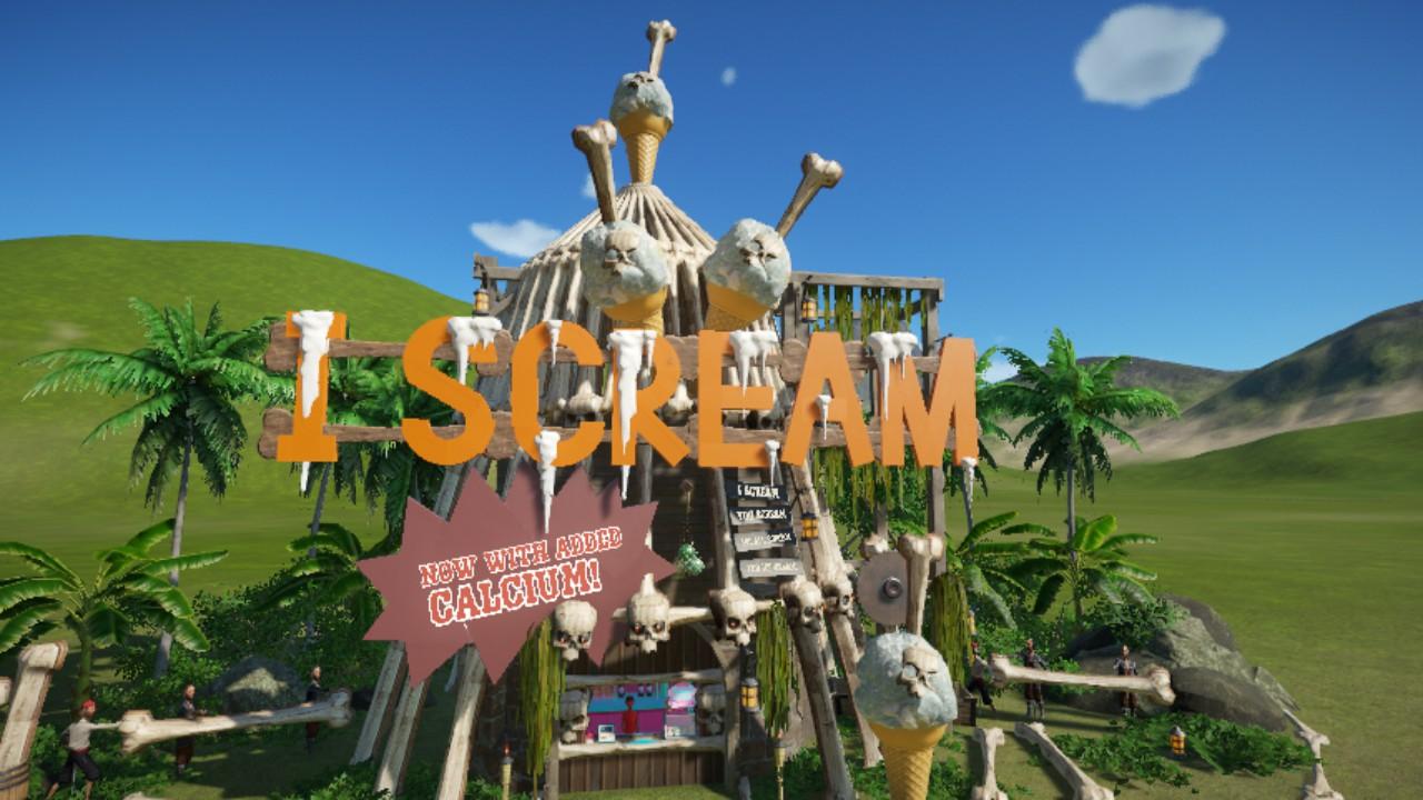 I Scream - Ice-cream shop