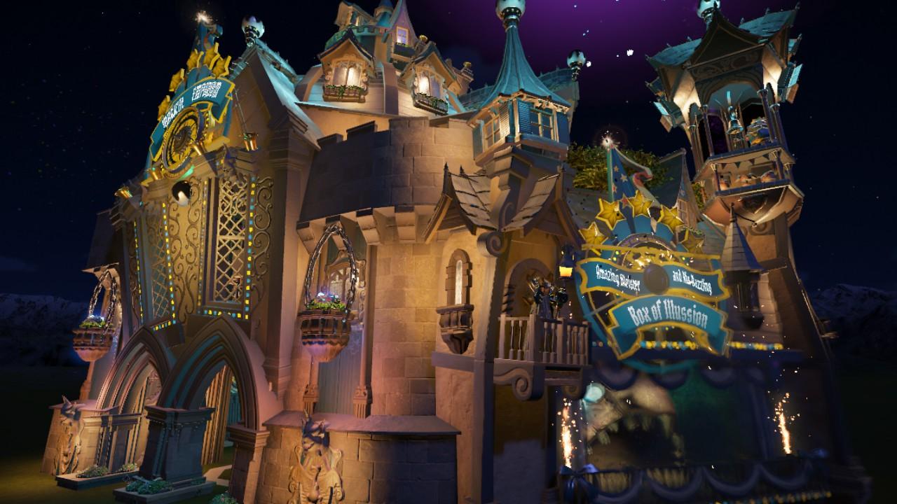 Magical Emporium, Gift Shop and Magic Show