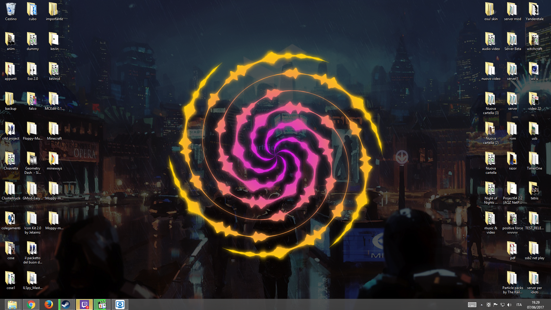 Steam Workshop::Good Audio Responsive Wallpaper