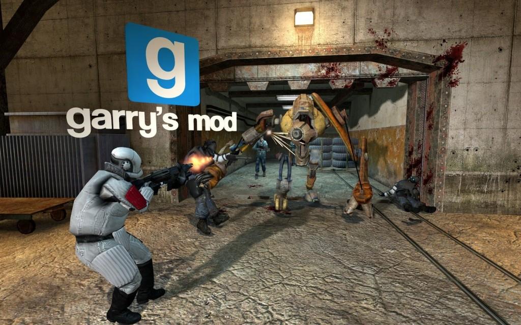 Garrys mod аддоны magik