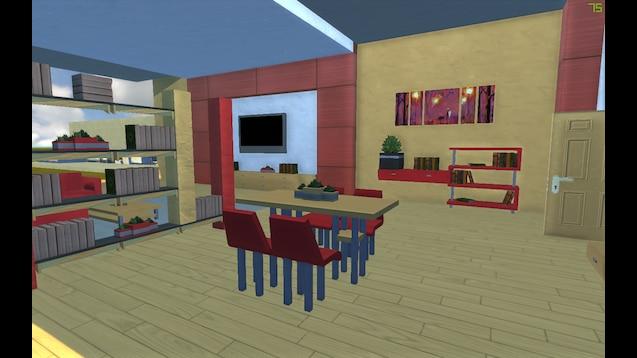 Steam Workshop Bedroom Living Room Furniture Mod