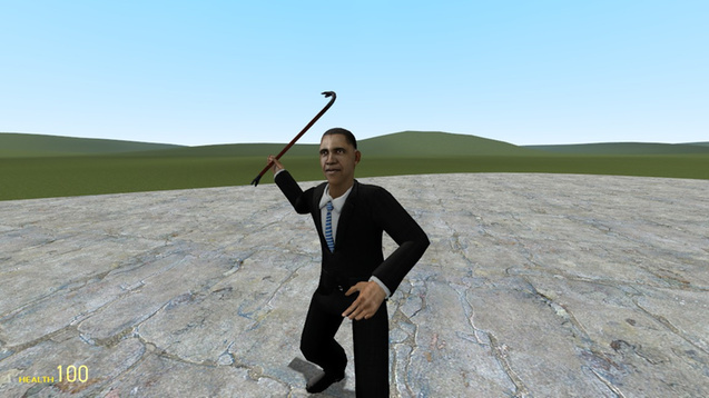 Steam Workshop :: Obama Playermodel [REUPLOAD | NO BACKDOOR]