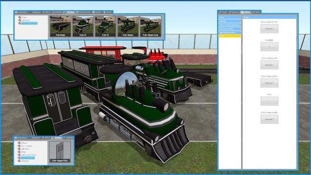 Steam Workshop :: SligWolf`s Train