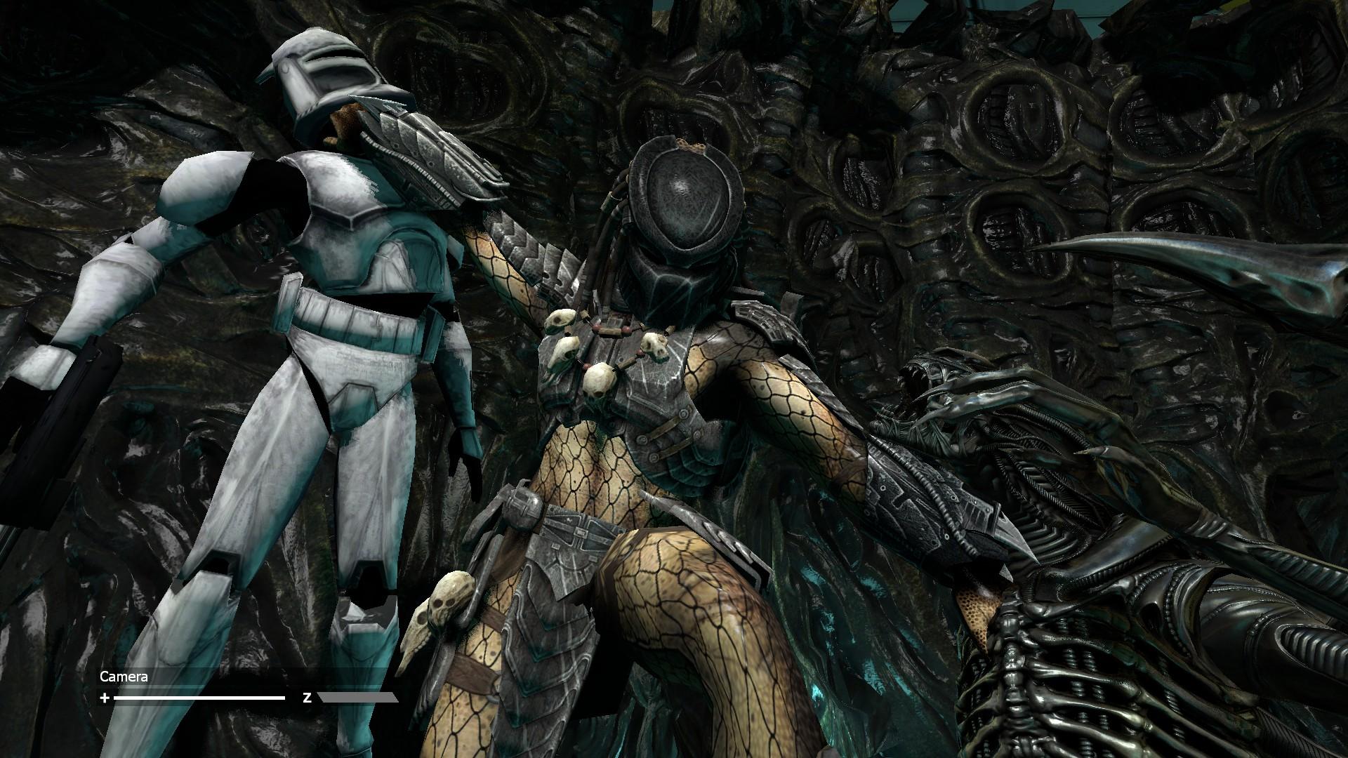 Steam Workshop :: Clone contre Alien vs Predator