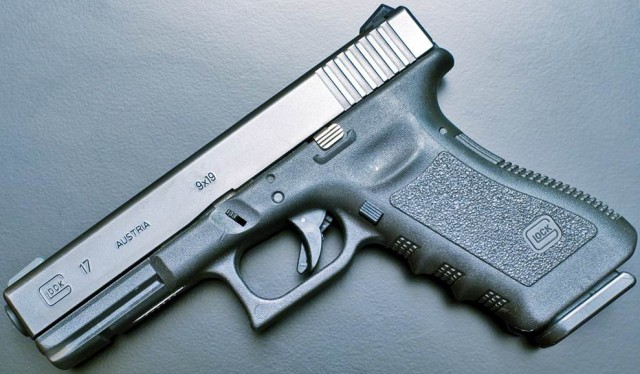 Австрийский пистолет Glock-18 в КС ГО, описание | 374x640