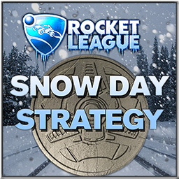 Steam Community Guide Rocket League Snow Day Hockey Strategy