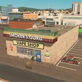 Steam Workshop :: Smoker's Guru Vape Shop