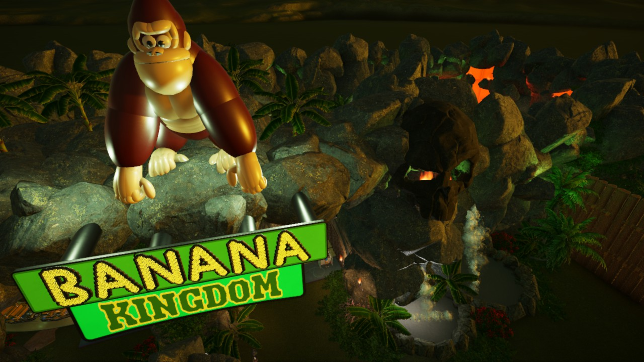 Banana Kingdom / Ride Skin / R3d
