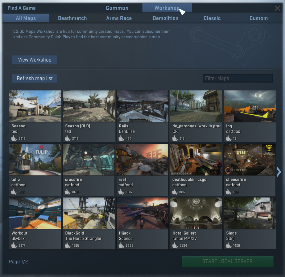 Steam community guide csgo the beginners guide gumiabroncs Image collections