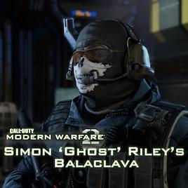 Steam Workshop :: [Vanilla] CoD: MW2 :: Simon 'Ghost