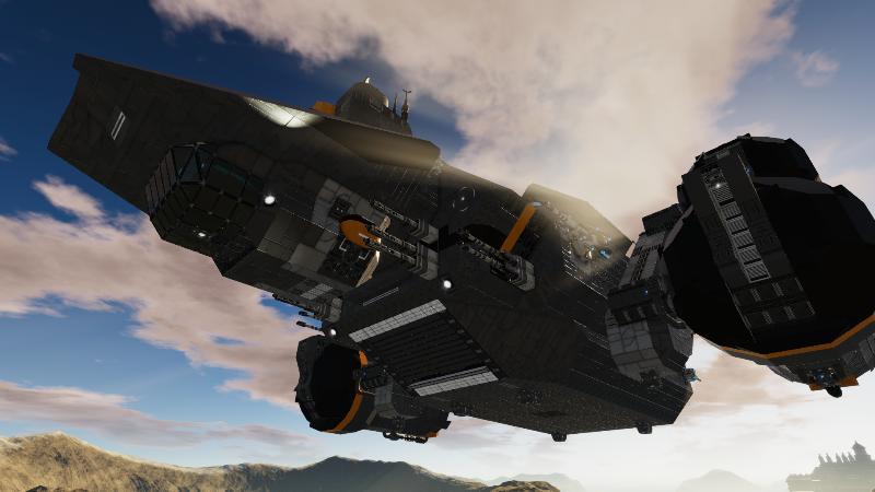 USCSS Prometheus (SGTV)