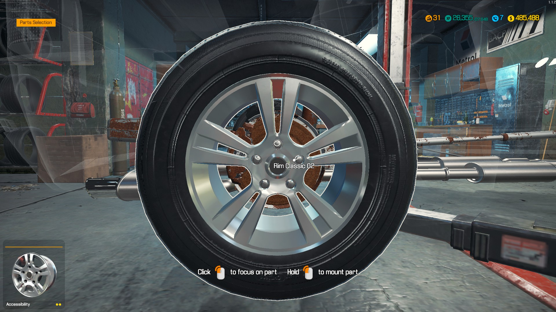 Steam Community :: Guide :: Rims/Tires & Interiors - Default Sizes
