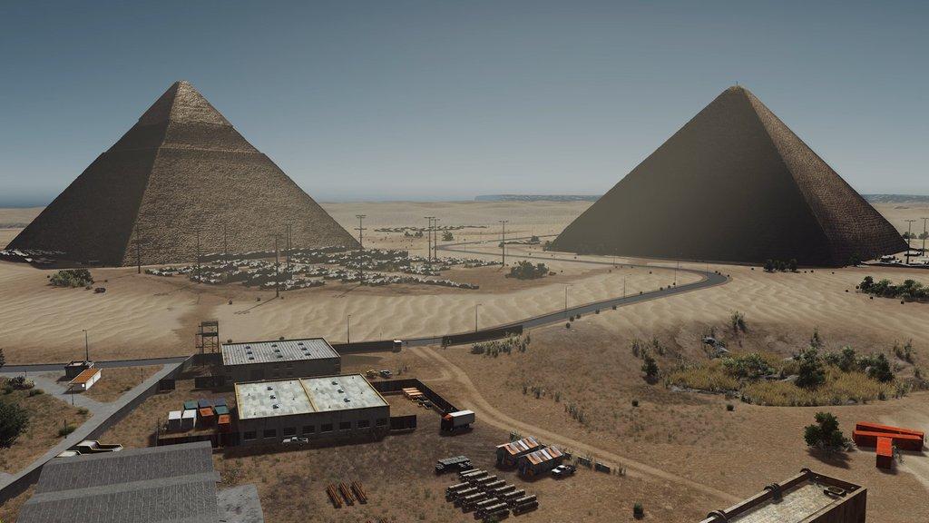 Steam workshop giza pyramids egypt gumiabroncs Gallery