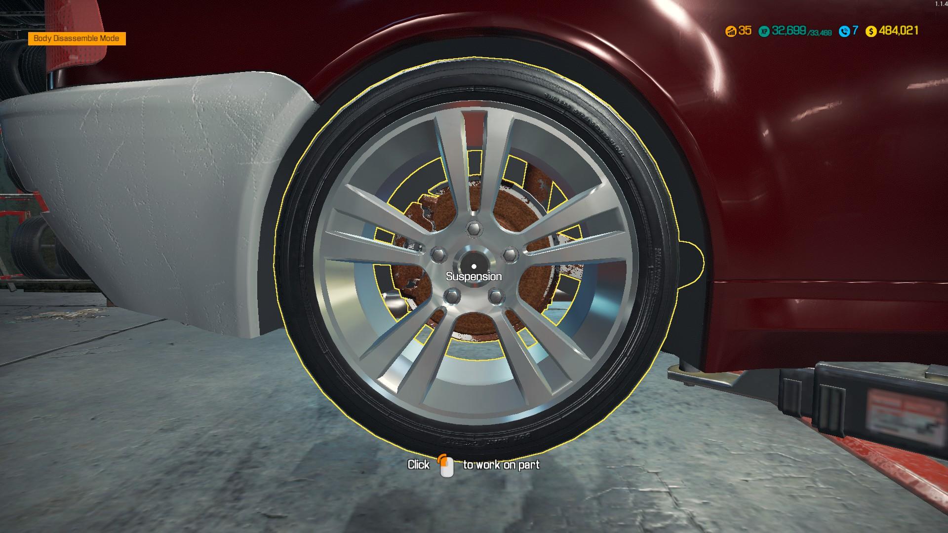 Steam Community :: Guide :: Rims/Tires & Interiors - Default