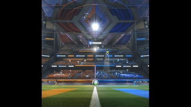 Steam Workshop Rocket League Champions Field 4k