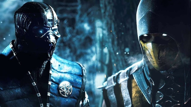 Steam Workshop Mortal Kombat X Scorpion Vs Sub Zero