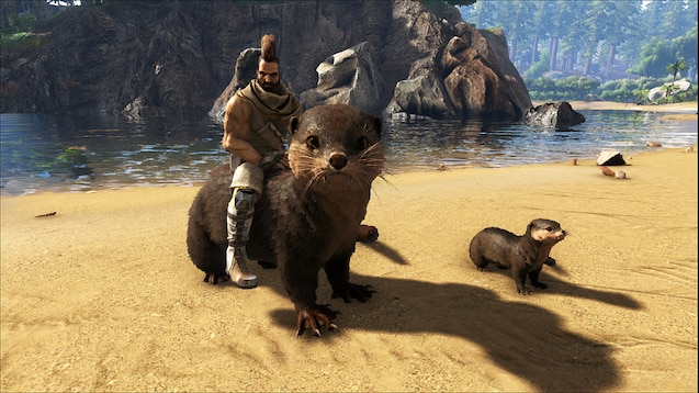 Steam Workshop Rideable Otter Mod We are living like nomads. steam community