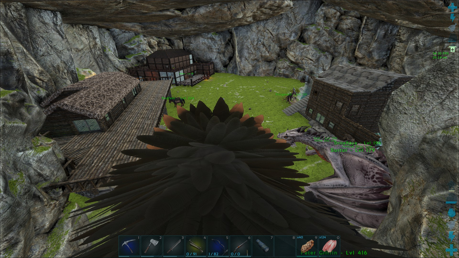 Steam Community :: Screenshot :: Base on Ragnarok, Highlands cave