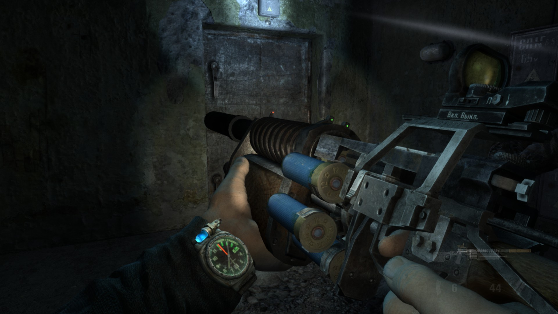 Metro2033 and LL redux screenies here :) 0CEB078044AB4A2A62852F6868EF2A4FCBFE7A04