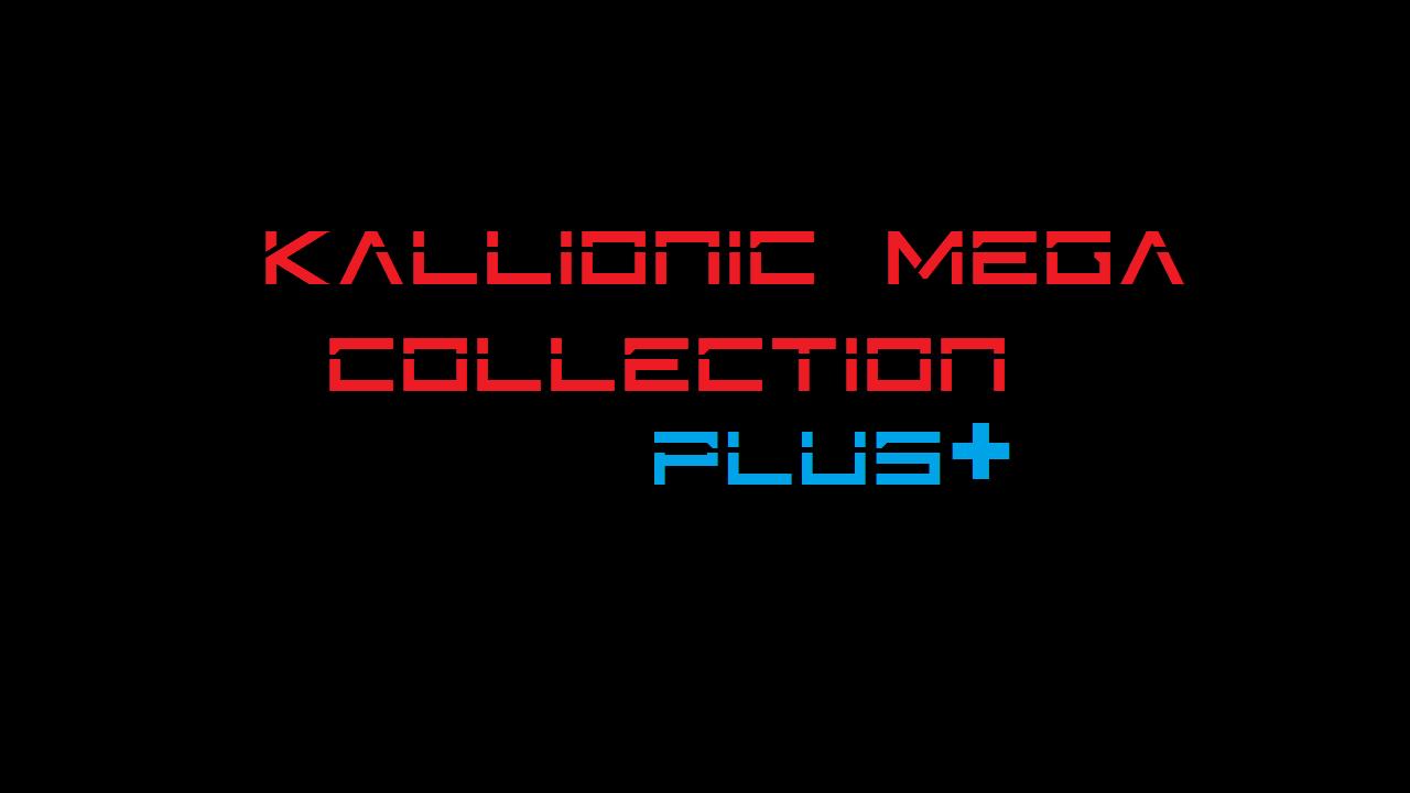 Steam Workshop Kallionic Mega Collection Plus