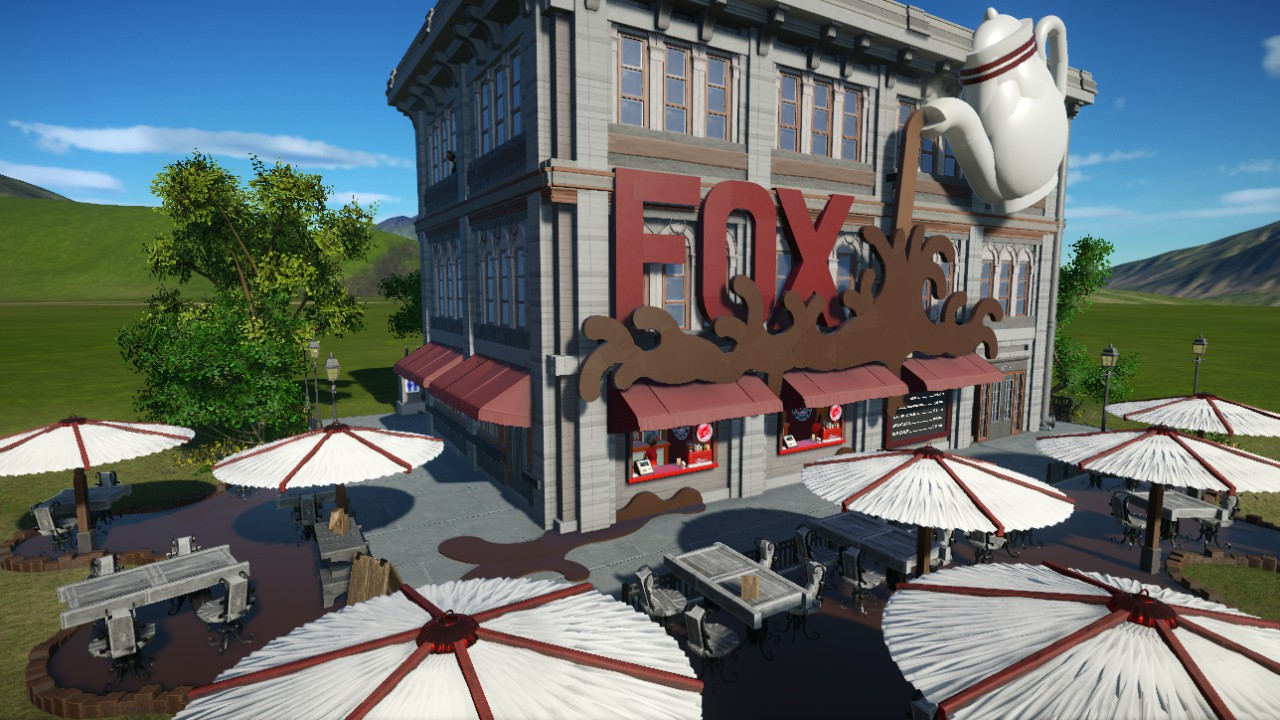 [WD] Fox Coffee