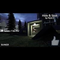 minecraft server hide n seek
