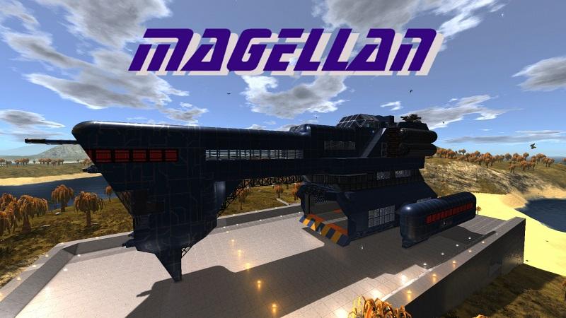 Magellan - Mobile Base