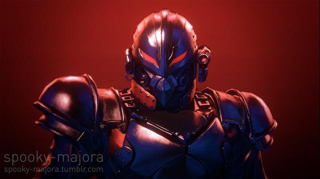Steam Workshop Tekken 7 Tekken Force Soldier