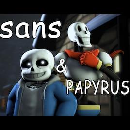 Steam Workshop :: [Undertale] Sans and Papyrus