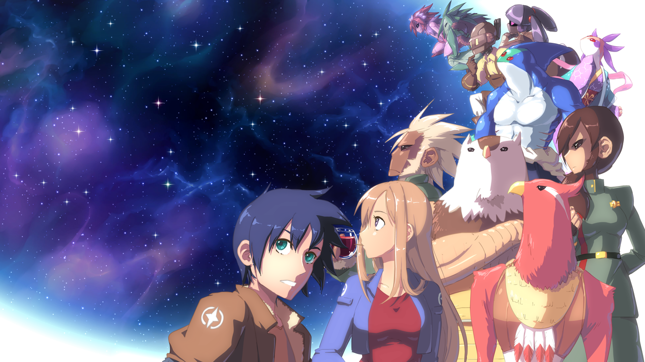 Steam Workshop :: Greatest Starbound Races