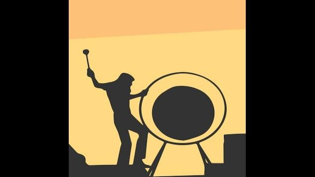 Steam Workshop :: Pink Floyd Pompeii Wallpaper