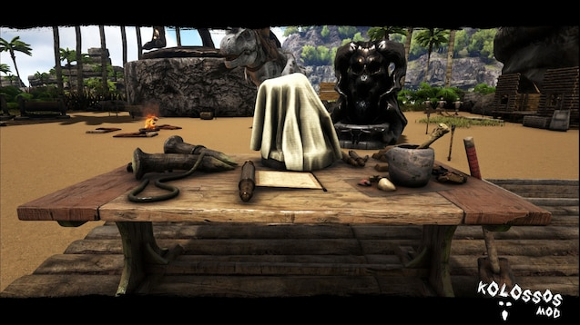 Steam Workshop Kolossus Mod