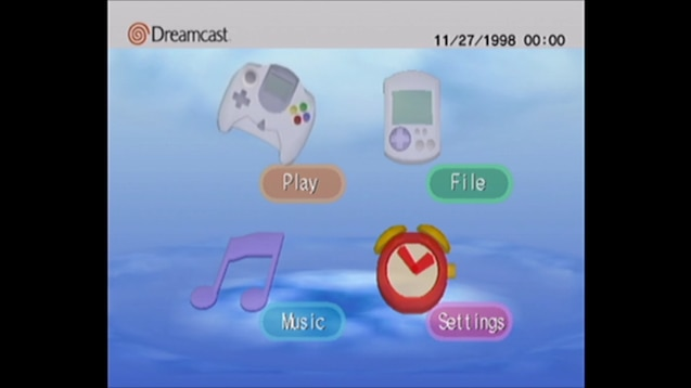 Steam Workshop :: SEGA Dreamcast Menu