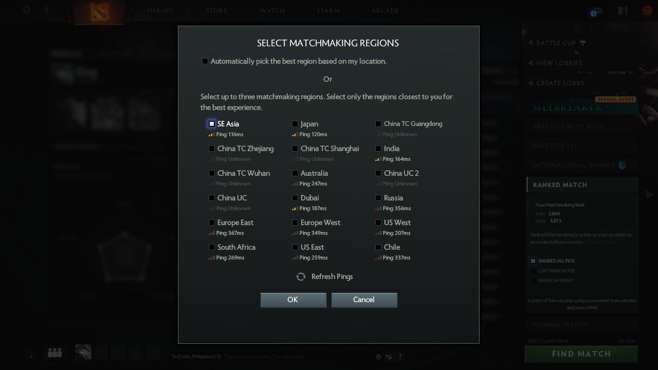 dota 2 server ip