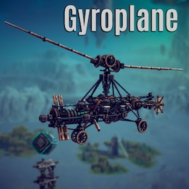 Steam Workshop :: Gyroplane