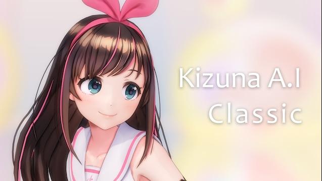 Steam Workshop Kizuna Ai Classic 329 60fps