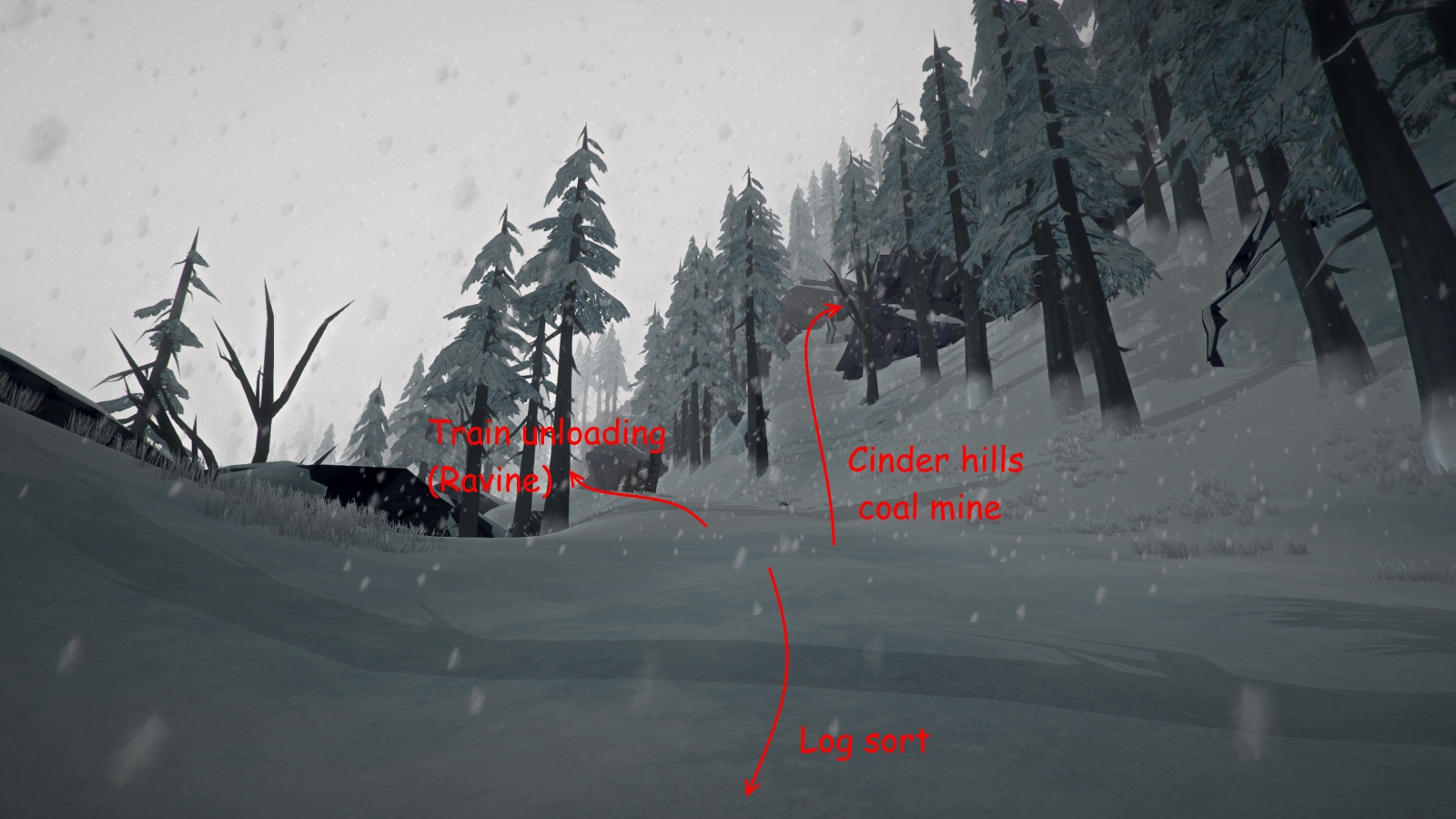 Steam Community Guide The Long Dark Travel Guide