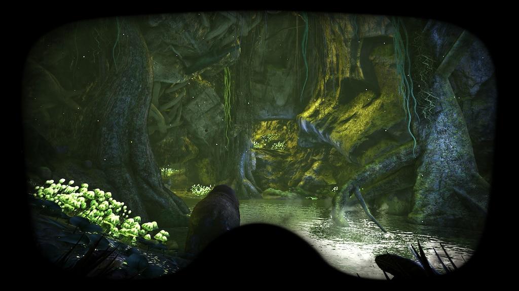 Społeczność Steam :: Zrzut ekranu :: Swamp Cave #2