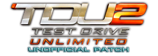 TDU2 Unofficial Patch logo