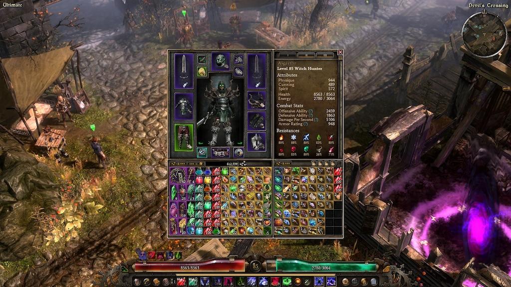 Steam Community :: Screenshot :: Witch Hunter